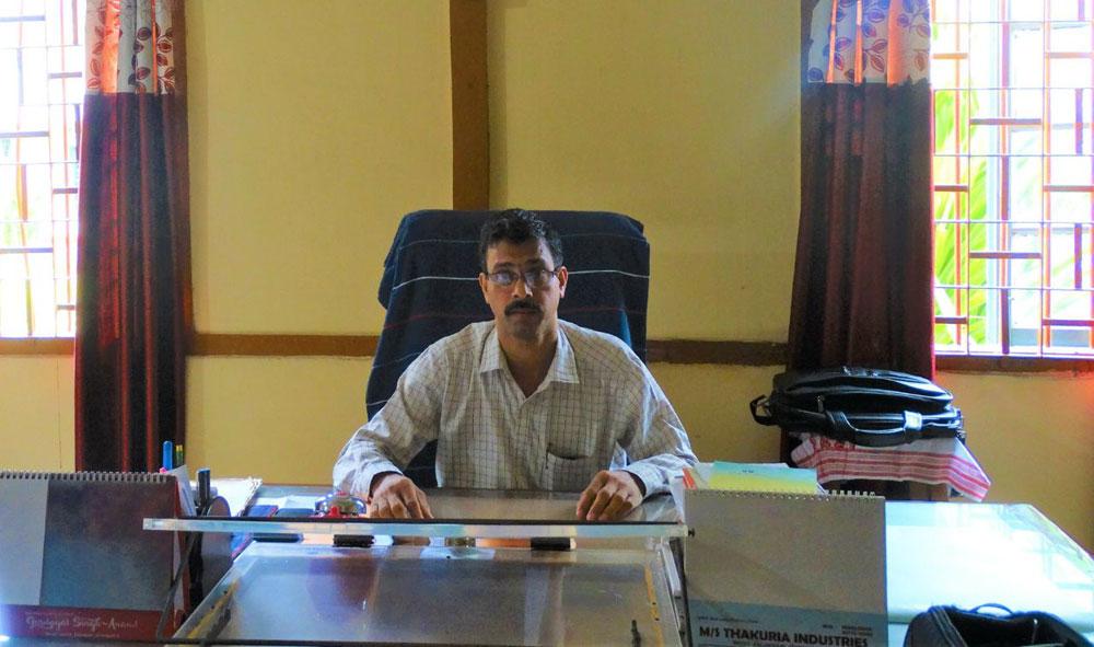 Dr. P. K. Bhattacharyya Principal, Arya Vidyapeeth College Email: principal@avcollege.ac.in